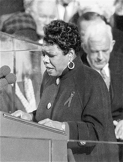 12 Maya Angelou Quotes to Inspire Artists Pt. 1 on Jung Katz Art Blog