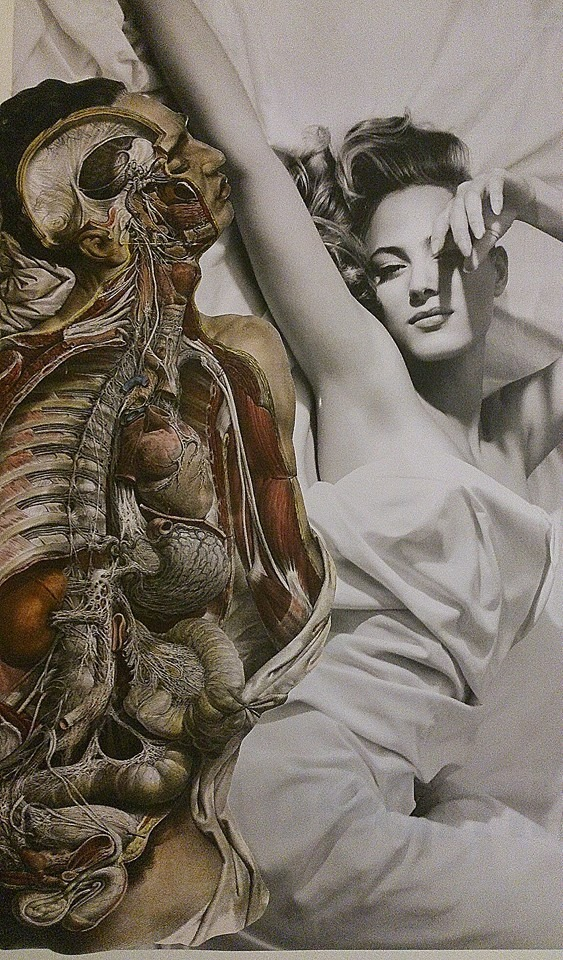 Collage Art by Oscar Varona