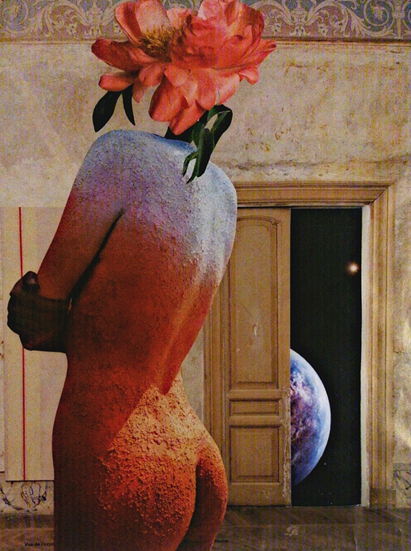 Collage Art by Oscar Varona