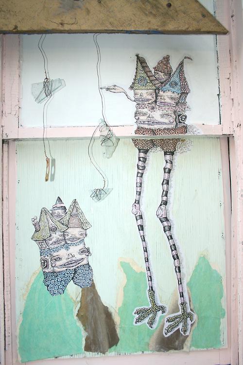 Artist Danielle O'Malley