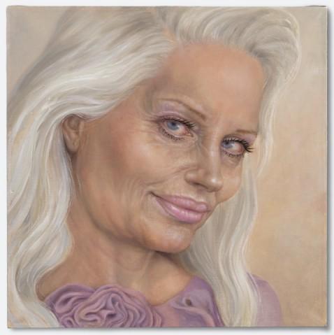 Reiner Hansen Painting