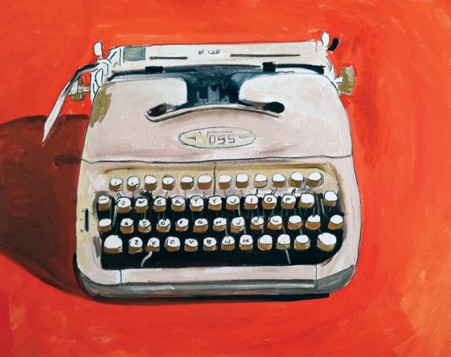 Jessica Brilli Painting