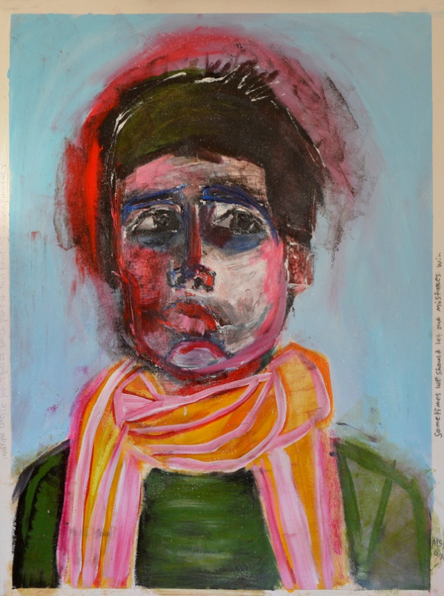 Artist Melinda R. Smith