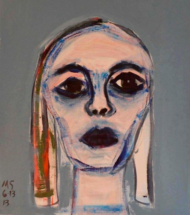 Painter Melinda R. Smith Art