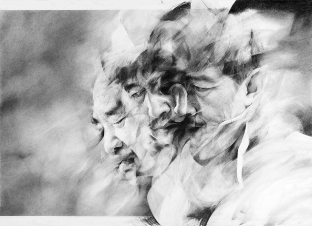 Graphite Ink Thomas Fowler