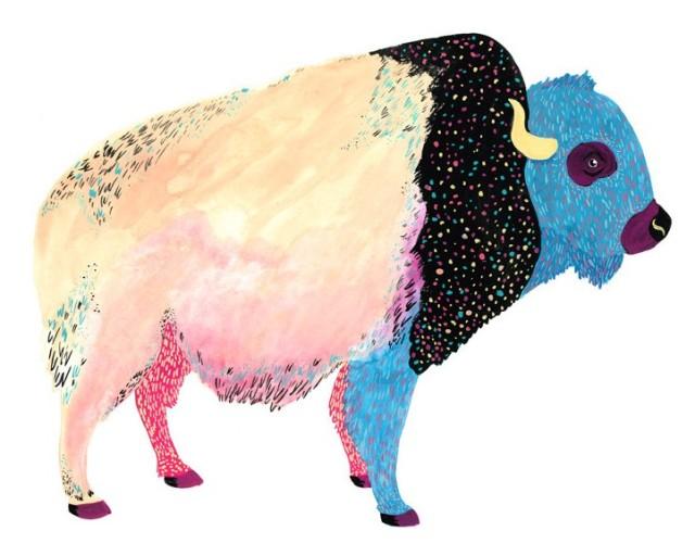 Melinda Boyce Painter Cartoonist Illustrator