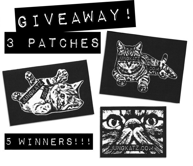 Jung Katz Art Blog Giveaway