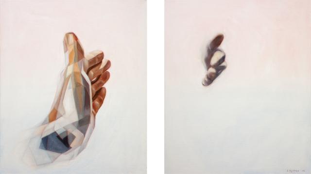 Painting by artist, Einari Hyvönen