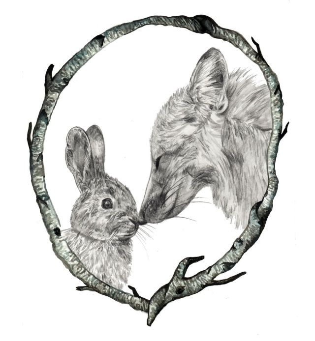 Illustration by artist Rachel Frankel