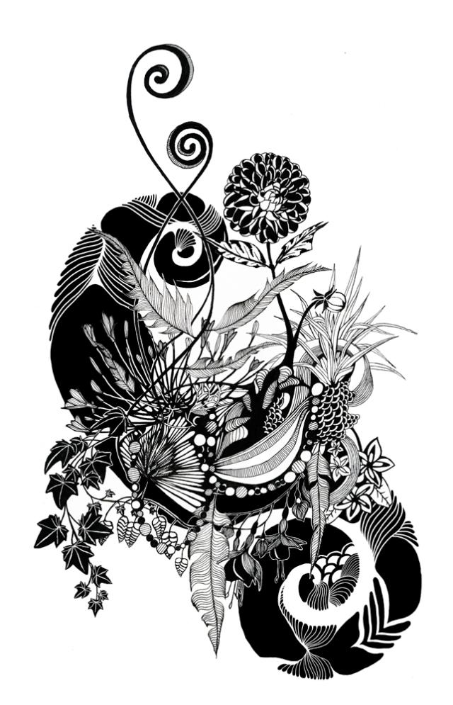 Tory Van Wey Illustration Art