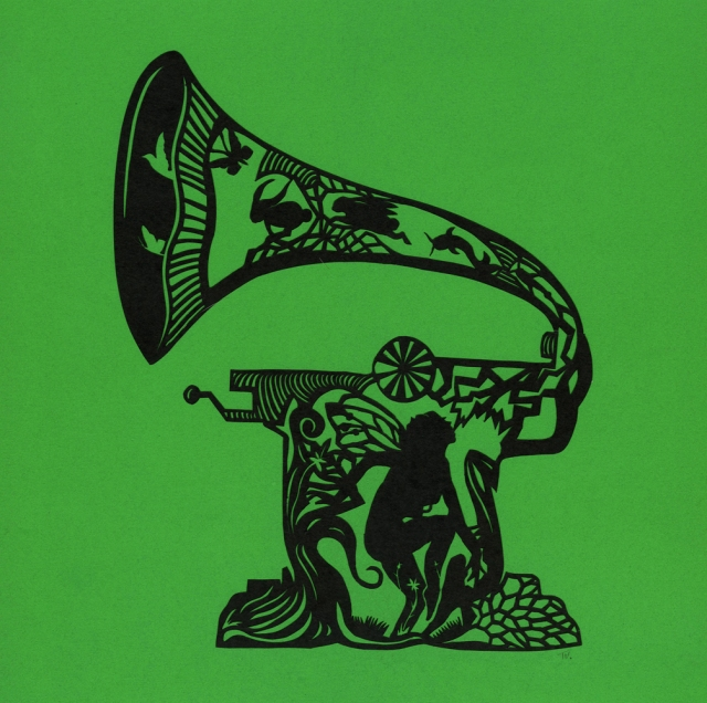 Tory Van Wey Papercut Art
