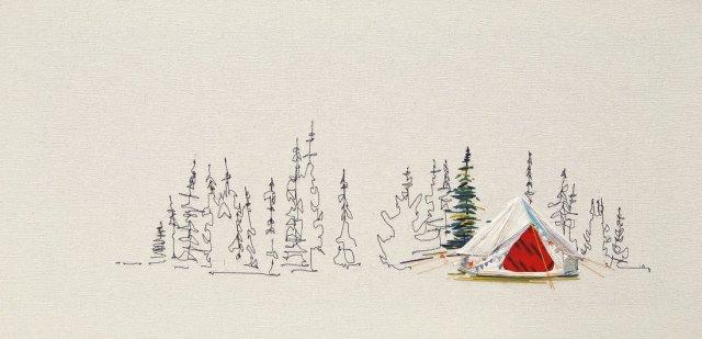 Stephanie K. Clark Embroidery Art
