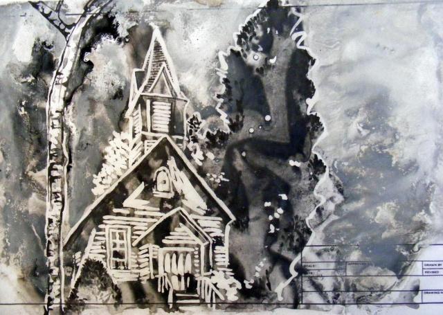 Artist Dawline-Jane Oni-Eseleh Art