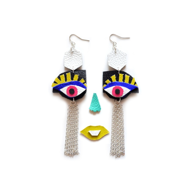Christina Anton of Boo and Boo Factory Jewelry Art