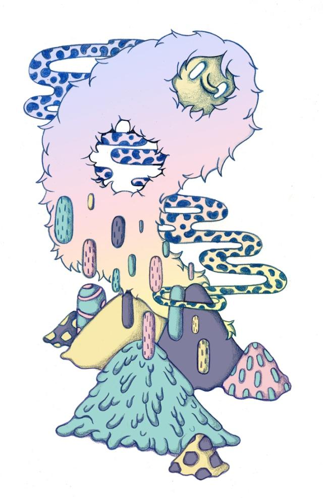 Elfriede Art Illustration