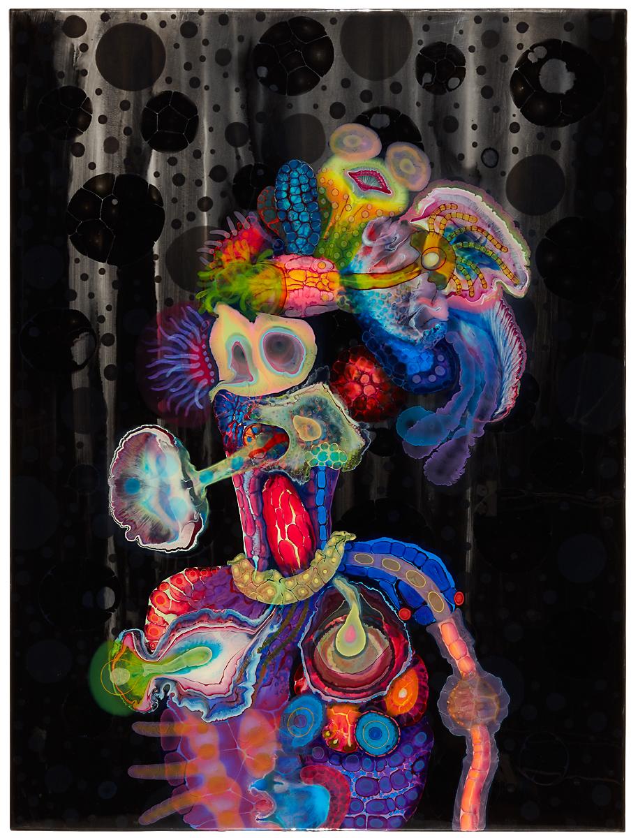 Interview with Painter, Bruce Riley on Jung Katz Art Blog