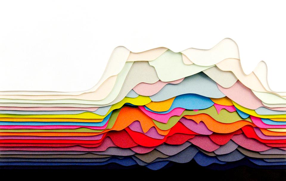 Interview with Paper Artist, Maud Vantours on Jung Katz Art Blog