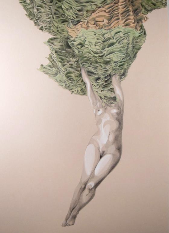 Interview with Cut Paper Artist, Joey Bates (NSFW) on Jung Katz Art Blog
