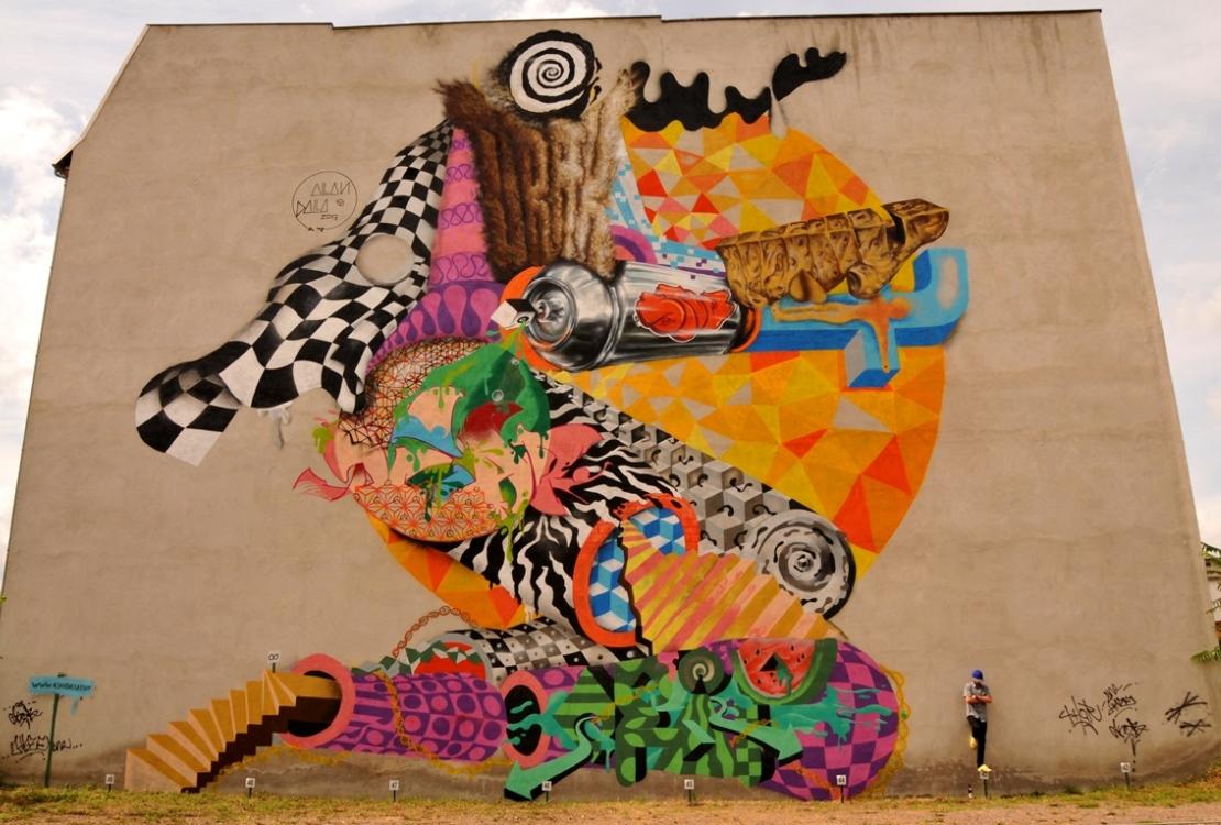 Interview with Artist, Obie Platon on Jung Katz Art Blog