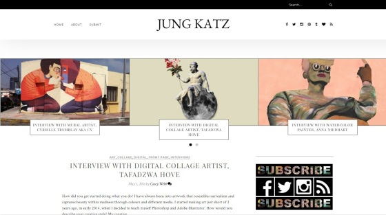 Jung Katz Old Blog Screenshot Apology Post