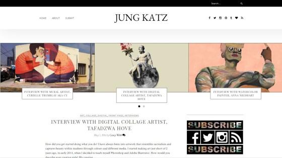Jung Katz Old Blog Screenshot Apology Post