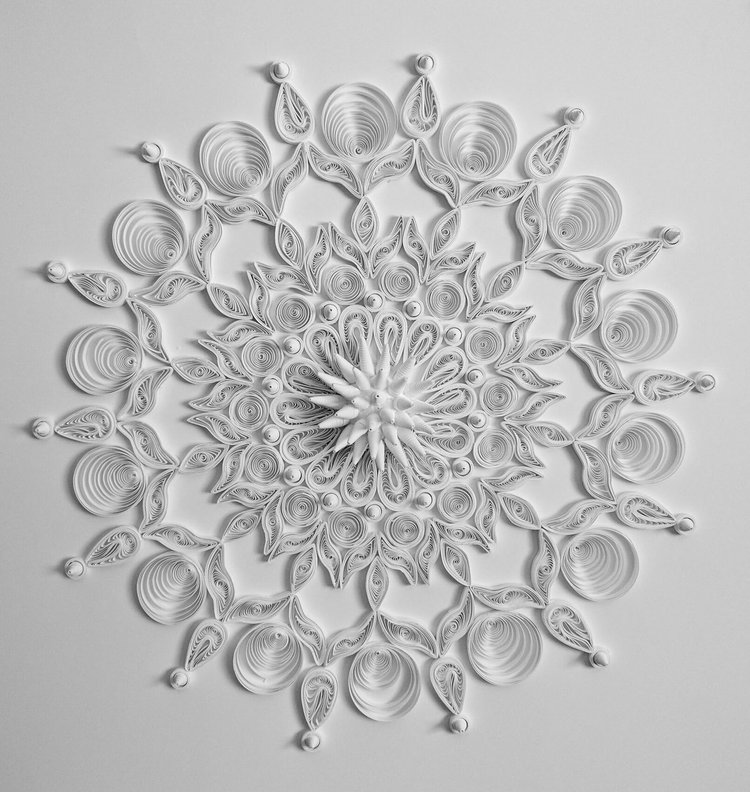 Intricate Paper Art Sculptures by Artist, Ronald Regamey on Jung Katz Art Blog