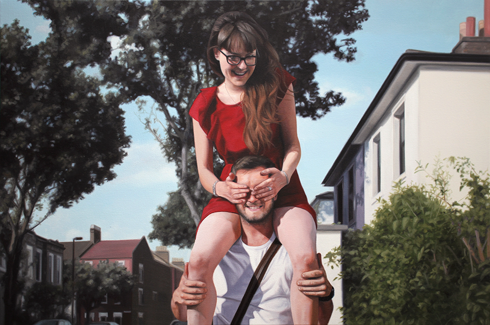 Interview with Realistic Oil Painter Joe Simpson on Jung Katz Art Blog