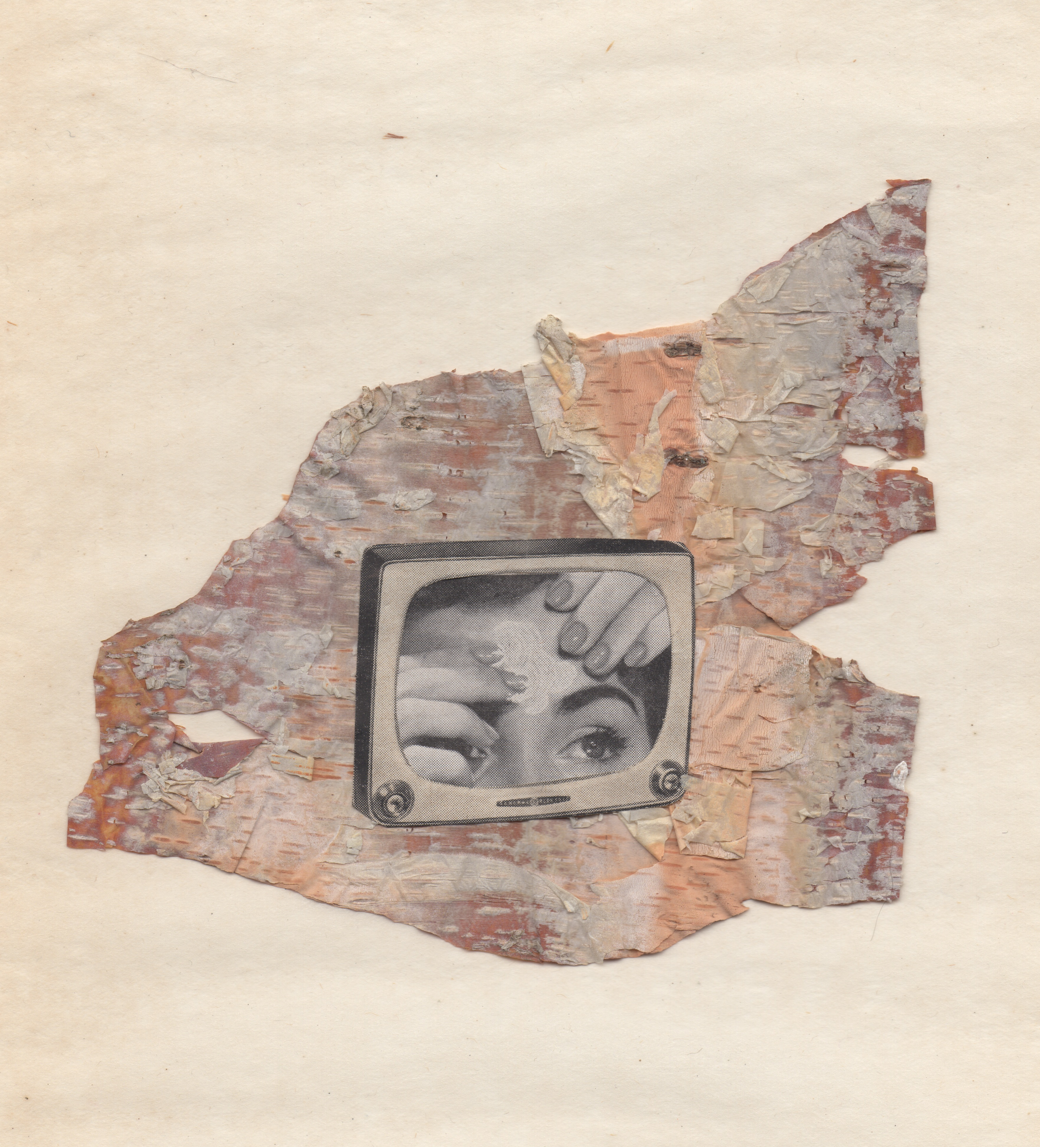 Interview with Mixed Media Collage Artist, Nina Dubois on Jung Katz Art Blog