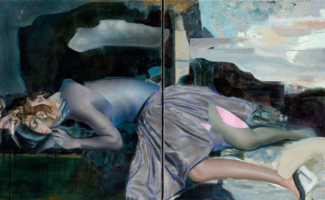 """When Realism Becomes Suffocating- an Interview With Artist, Kirstine Reiner Hansen About Her """"Discombobulated Art"""""""